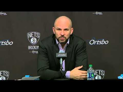 Jason Kidd on Brooklyn Nets' win over Sixers