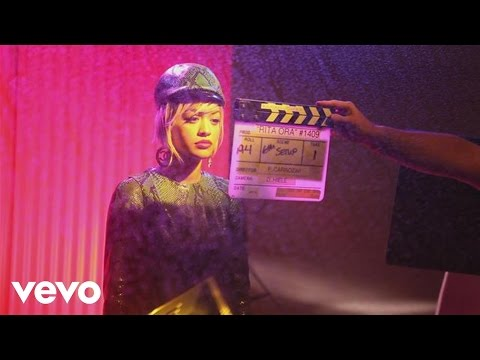 RITA ORA - I Will Never Let You Down (Behind the Scenes)