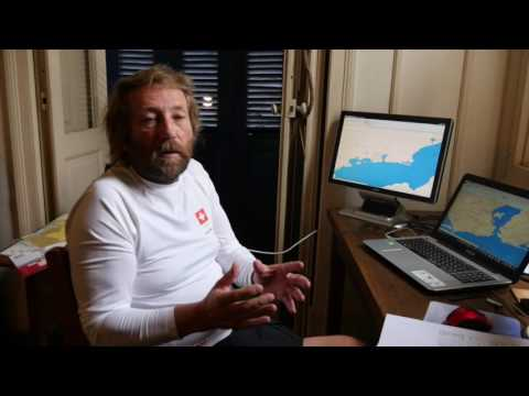 Rio 2016 - Chris Tibbs, Meteorologist