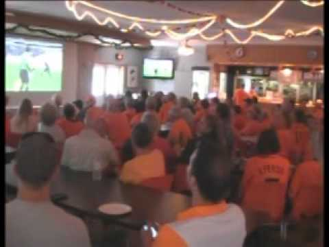World Cup At The Dutch Canadian Society Netherlands - Australia