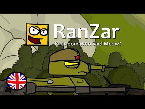Tanktoon #12 - Kto povedal mňau?