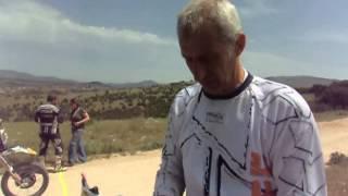 Intervista a Marco Borsi sulle difficoltà dell'ultima tappa al Croatia Rally 2014