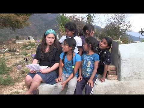 CPCP Oaxaca Trip 2014****Nati learning one of the Zapotec languages in the mountains of Oaxaca