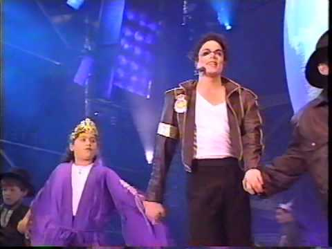 Michael Jackson - Heal The World - Live DWT Buenos Aires 1993 - HQ