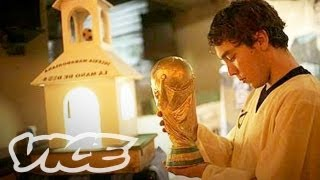 Religious about Football: The Church of Maradona