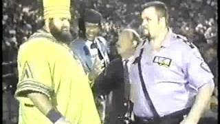 WWF Wrestling Challenge 1/29/89