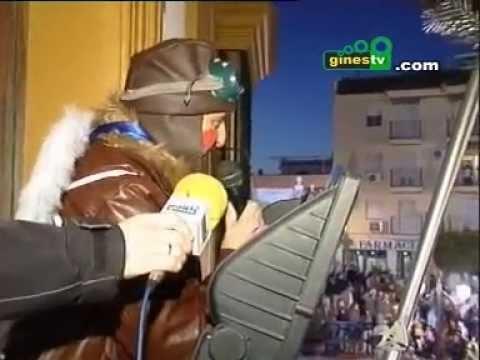 Resumen del Gran Desfile de Carnaval de Gines 2012 (2)