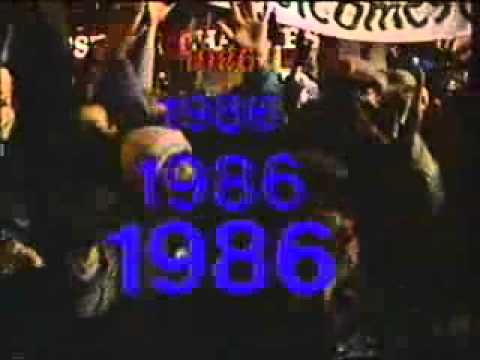 new years ball drop 1985 1986 youtube. Black Bedroom Furniture Sets. Home Design Ideas