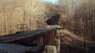 Forgotten Ohio : The Ghost of the Moonville Tunnel