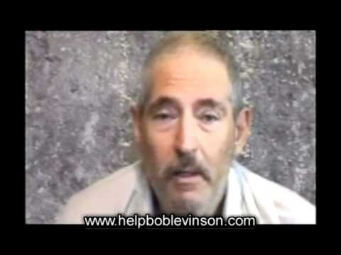 Bob Levinson Proof of Life Video