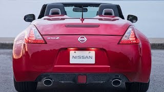 Nissan 370Z Roadster (2018) What's New?. YouCar Car Reviews.