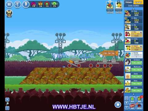 Angry Birds Friends Tournament Level 5 Week 138 (tournament 5) no power-ups