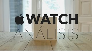 Apple Watch, análisis