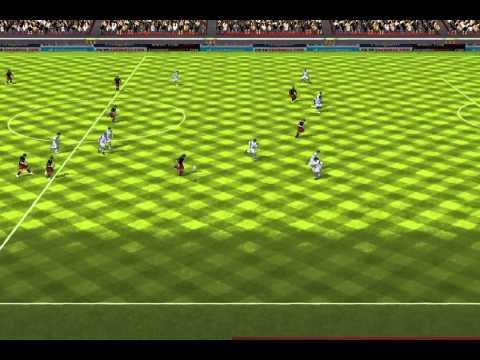 FIFA 13 iPhone/iPad - BRAZZERS vs. VfL Wolfsbourg