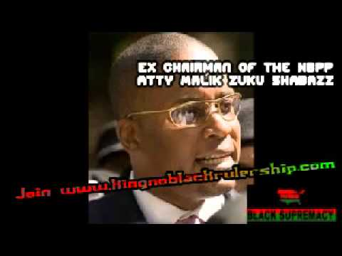 KNBS Exclusive Chairman Malik Zulu Shabazz of the New Black Panther Party Steps Down P2