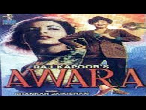 AWAARA - Prithviraj Kapoor, Raj Kapoor, Nargis