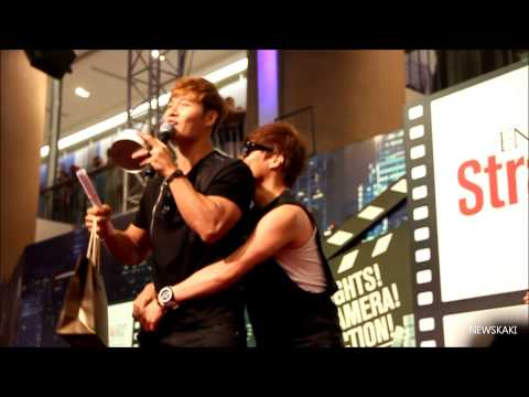Loveable 사랑스러워 - Kim Jong Kook 김종국 - Encorp Strand Mall's Grand Opening in Malaysia