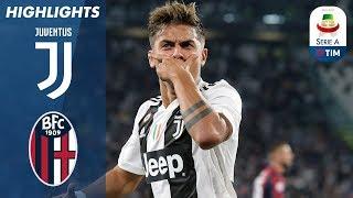 26/09/2018 - Campionato di Serie A - Juventus-Bologna 2-0, gli highlights