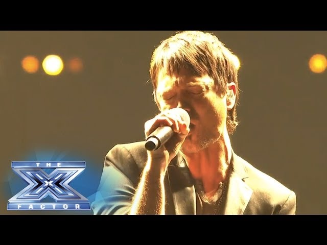 Jeff Gutt Does Diva Rock! - THE X FACTOR USA 2013