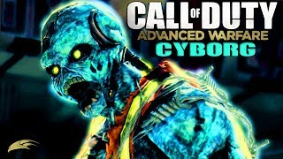 "Call Of Duty: Advanced Warfare ""CYBORG ZOMBIES"" Co-Op Mode"