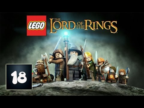 We Play: LEGO: The Lord of the Rings - Part 18 (Gameplay, Walkthrough)