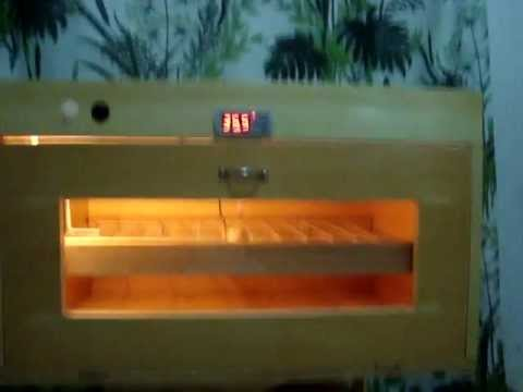 chocadeira automatica
