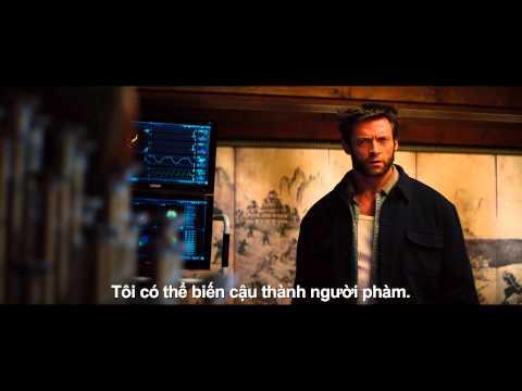 The Wolverine_ Người Sói Wolverine_ Trailer _ Megastar Cineplex