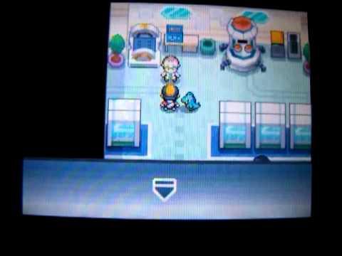 Pokemon HG: Kaiminus Shiny 627 SR