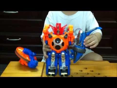 Lắp ráp Robot siêu nhân