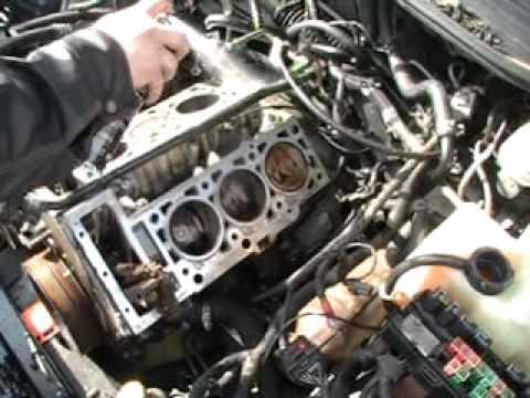 Head Gaskets on a 2.7 Dodge intrepid engine 016.MOD - YouTube