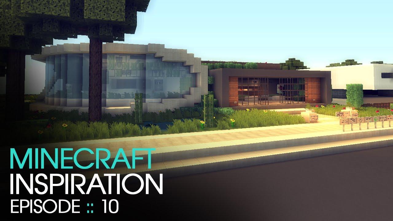 Minecraft Modern House 1 Inspiration W Keralis