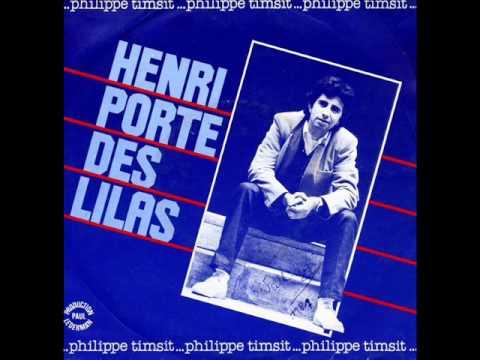 télécharger Philippe TIMSIT – Henri Porte Des Lilas