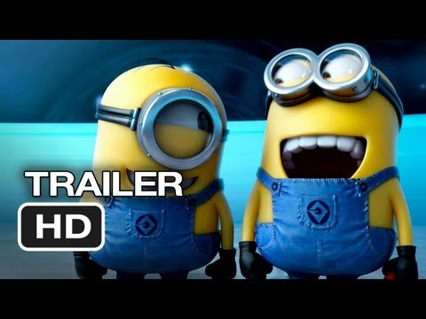 Despicable Me 2 Official Trailer #3 (2013) - Steve Carell Animated Movie HD