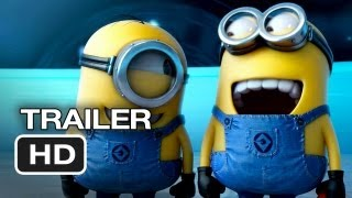 Despicable Me 2 Official Trailer #3 (2013) Steve Carell