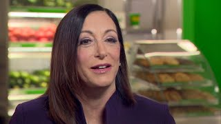 """Subway CEO on company's new look, changing meaning of """"fresh"""""""
