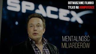 Mentalność miliarderów - film motywacyjny