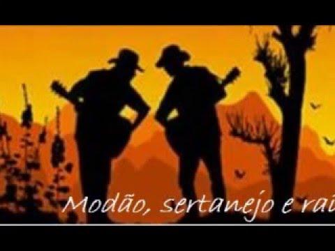 Cd Modão Sertanejo e Raiz