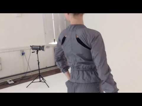 Mirella Draw Cord Jacket