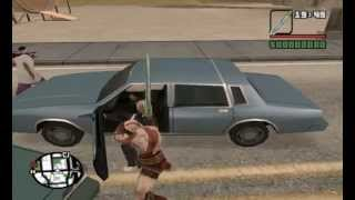 Trailer God Of War 2 Gta Sa