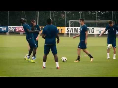 VIDEO: Kwadwo Asamoah intensifies pre-season with Juventus