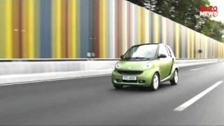 Fahrbericht Smart Fortwo Cabrio 2012 videos