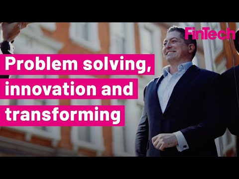 Legal & General's Future Ventures team  problem solving, innovation and transforming from within