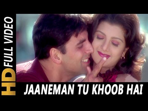 Jaaneman Tu Khoob Hai | Sonu Nigam, Sunidhi Chauhan | Jaani Dushman : Ek Anokhi Kahani 2002 | Akshay
