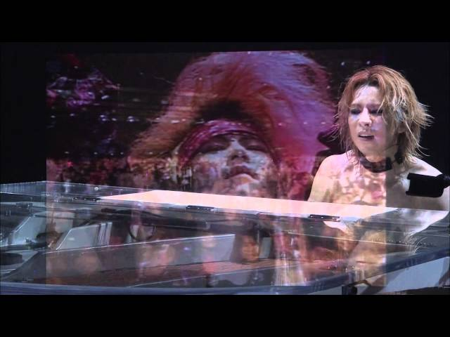 "X Japan ""WITHOUT YOU"" (rough cut) - TOKYO DOME 2009"