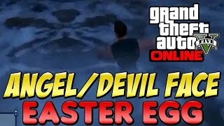 "GTA 5 Online ""ANGEL / DEVIL WATER"" Easter Egg ""GTA V"