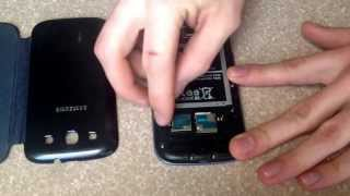 How To Insert/remove A Micro Sd Memory Card On A Samsung