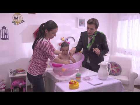Cris Poli | O banho do bebê