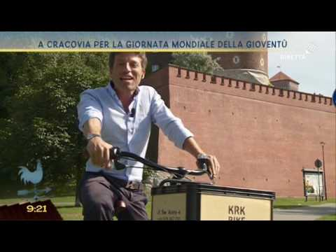 Gmg2016, Cracovia in bicicletta