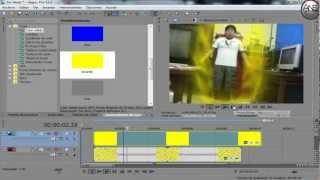 Tutorial Sony Vegas Pro 12 Efecto Super Sayayin