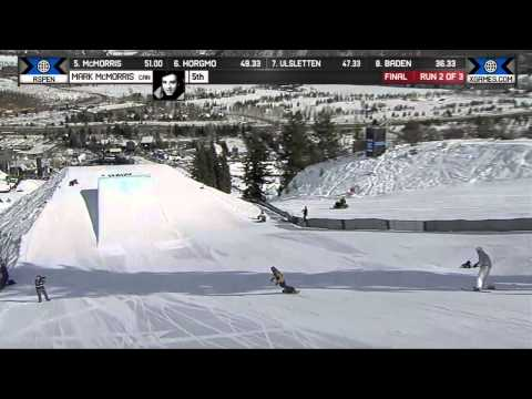 Mark McMorris wins gold in Men's Snowboard Slopestyle